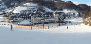 Novi sneg na Kopaoniku