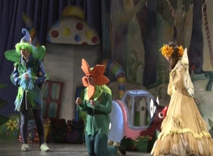 "Predstava ,,Čarobna dolina"" oduševila mališane"