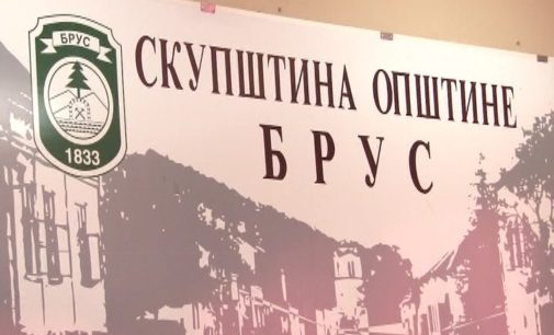 Dvanaesta sednica SO Brus zakazana za sredu 15. septembar
