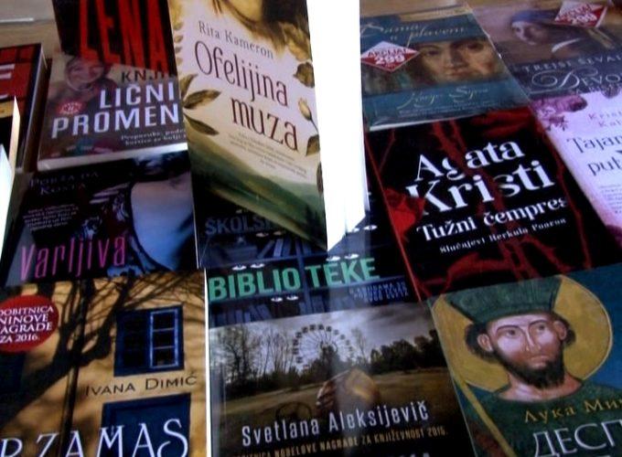 Danas obeležavamo Dan knjige
