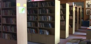 Narodna bibiloteka Brus bogatija za 414 knjiga