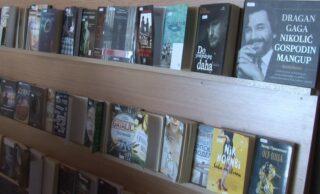 Narodne biblioteke Brus obogatila svoj knjižni fond