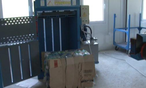 Reciklažni centar u Brusu počeo sa radom