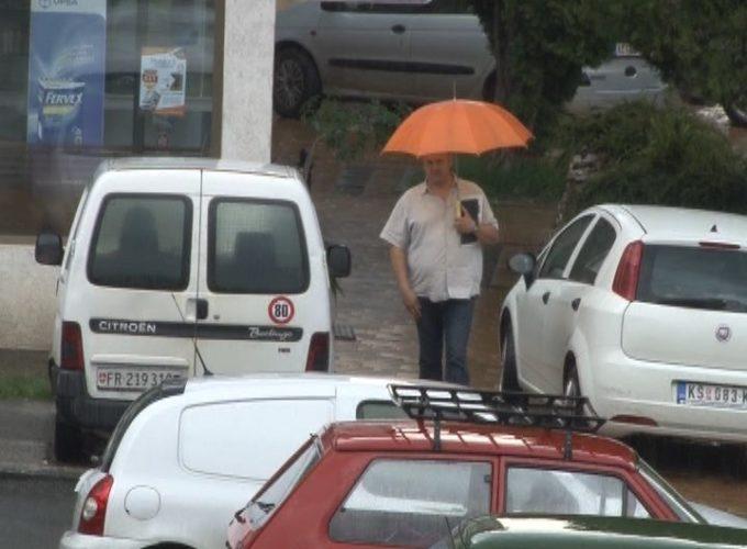 Kišovito do kraja nedelje