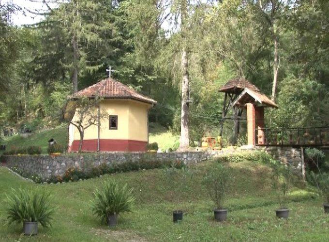 Nastava u prirodi u manastiru Strmac