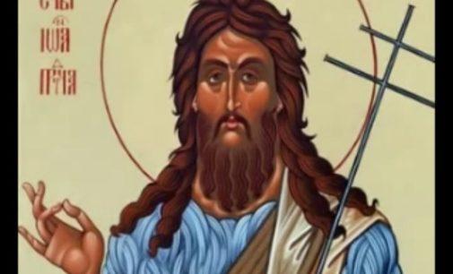 Danas proslavljamo Usekovanje glave Svetog Jovana Krstitelja