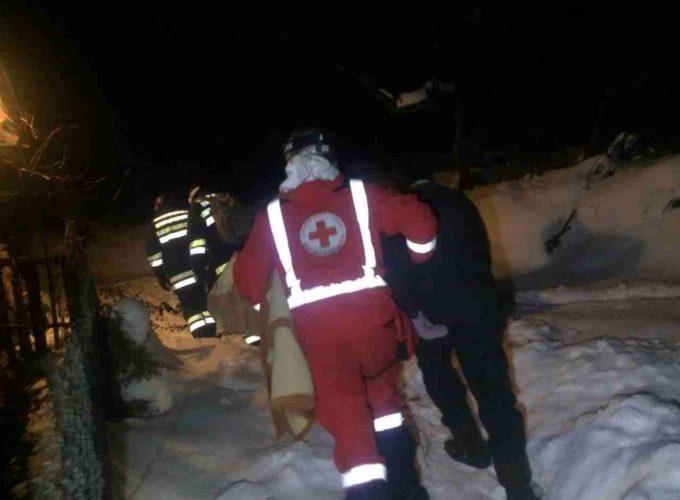 Uspešna evakuacija u  Donjem Lipovcu