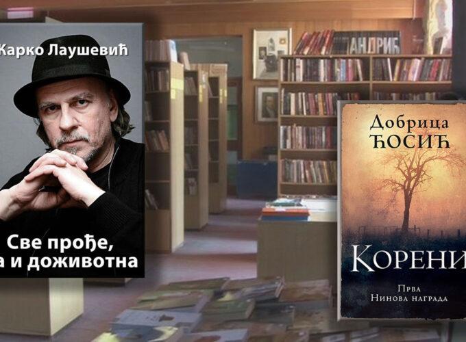 Najčitanije knjige u januaru