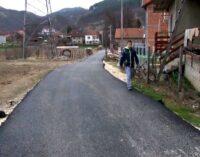 Nastavak radova na putnoj infrastrukturi u Brusu