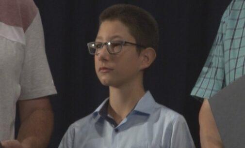 Đorđe Tomić prvi na Republičkom takmičenju iz fizike