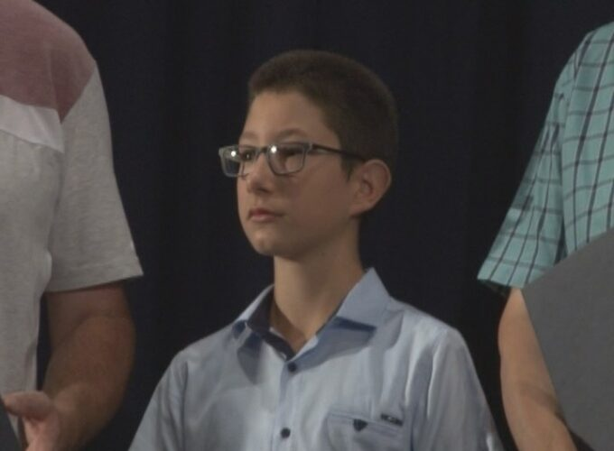 Uspeh mladog Brusjanina Đorđa Tomića iz fizike