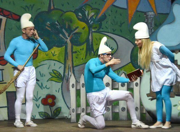 Predstava za najmlađe Brusjane