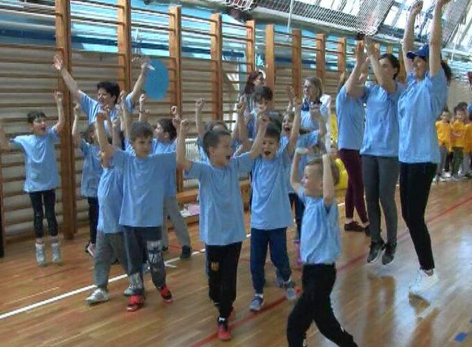 Uspešno realizovana Prva predškolska sportska olimpijada u Brusu