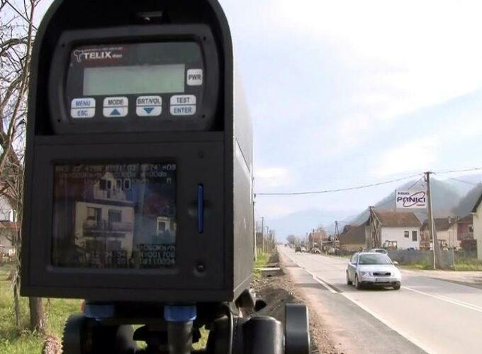 Akcija pojačane kontrole saobraćaja