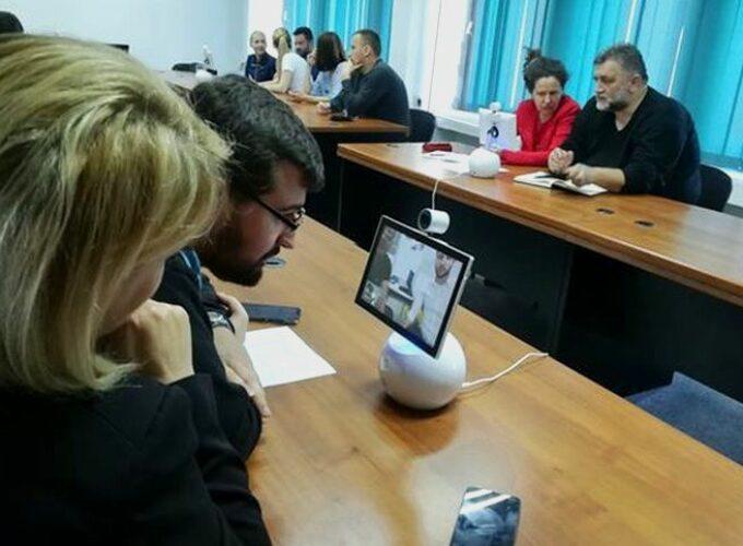 U PKS-RPK Kruševac održani video susreti sa kineskim kompanijama
