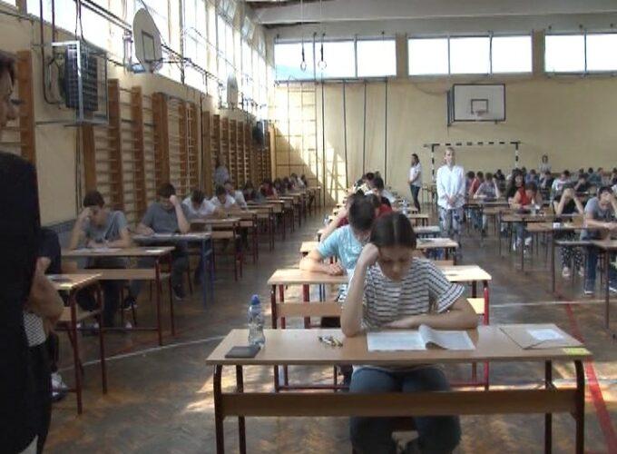 Odloženo polaganje završnog ispita iz matematike