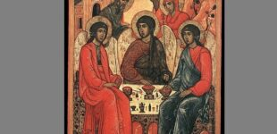 Danas praznujemo  Svetu Trojicu
