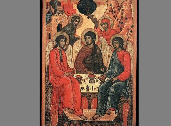 Danas proslavljamo Svetu Trojicu