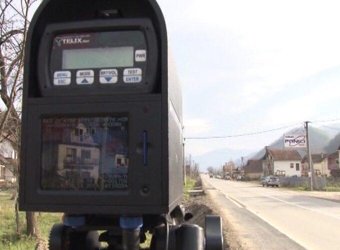 U toku je međunarodna akcija  pojačane kontrole brzine kretanja vozila – TISPOL