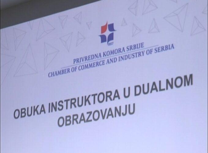 Održana trodnevna obuka instruktora  za region Rasinskog okruga u PKS RPK Kruševac