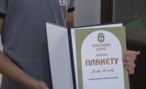 Đorđe Tomić među dobitnicima najviših opštinskih priznanja