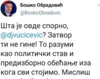 Reagovanja povodom pretnji uredniku Informera Draganu J. Vučićeviću