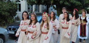 Nastup etno grupe Brus u Berovu