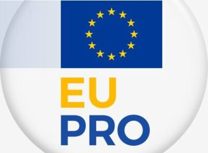 Drugi javni poziv EU PRO do 10. novembra