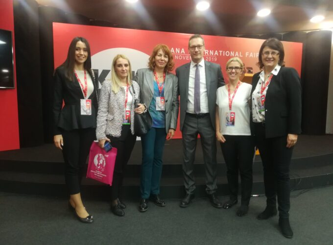 Sa Međunarodnog sajma TIRANA INTERNATIONAL FAIR 2019.