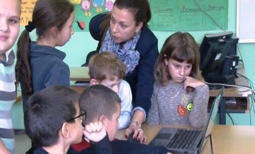"""O Dabru i savremenim nastavnim sredstvima u O. Š. """"Prvi maj"""" Vlajkovci u Graševcima"""