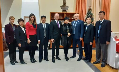 Sastanak Kineske delegacije i predstavnika PKS RPK Kruševac