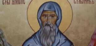 Danas slavimo svetog Alimpija Stolpnika