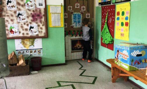 """Zajednička akcija roditelja i učitelja u O.Š. """"Prvi maj"""" Vlajkovci u Graševcima"""