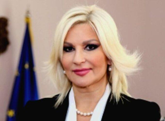 Potpredsednica Vlade Republike Srbije prof. dr Zorana Mihajlović sutra u Kruševcu