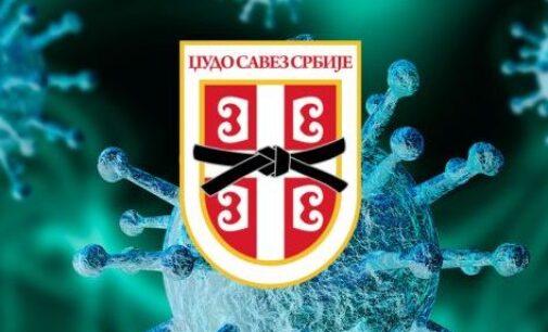 Obeveštenje iz Džudo saveza Srbije