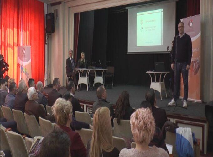 Održana Prezentaciju javnih poziva i konkursa