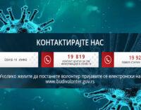 INFORMACIJE O NOVOM KORONA VIRUSU – 30.05.2020.