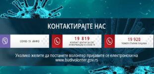 INFORMACIJE O KORONA VIRUSU – 2.12.2020.