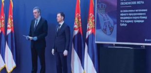Paket ekonomskih mera Vlade Srbije za ublažavanje posledica na privredu, vredan 5,1 milijarda evra