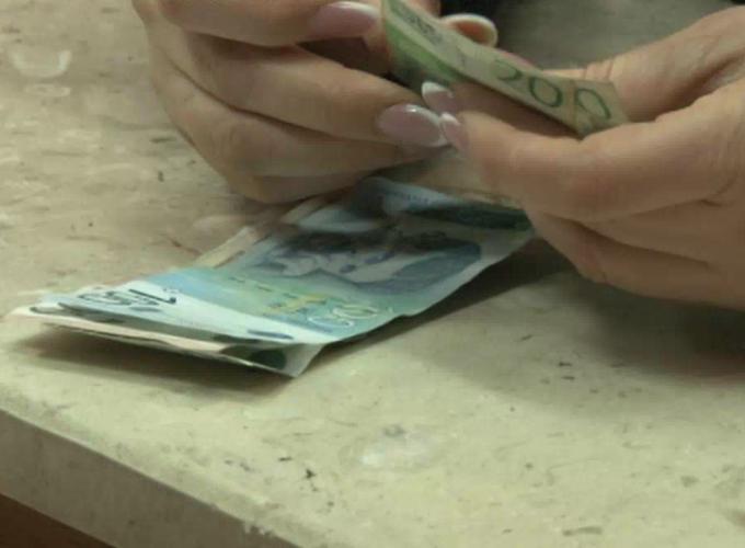 Isplatna novčane pomoći za penzionere počinje 22.septembra