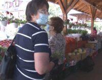 Pijace u Brusu ponovo rade uz obaveznu primenu mera zaštite