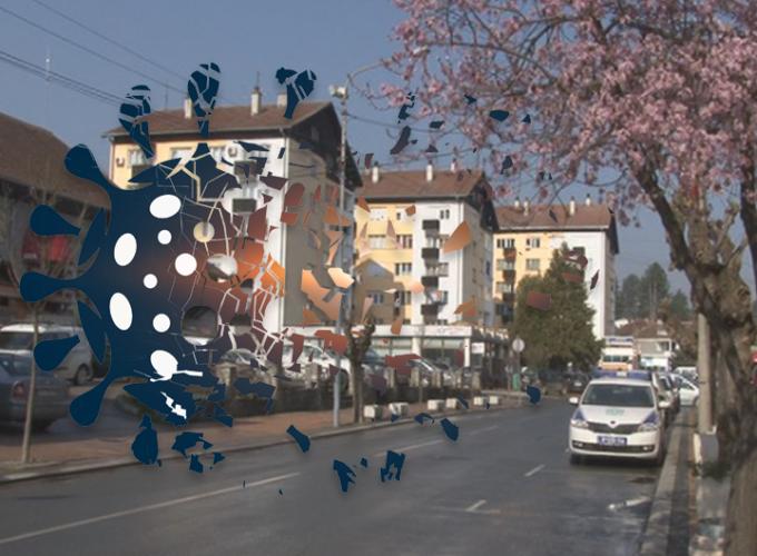 Epidemiološka situacija na teritoriji opštine Brus 20.08.2020