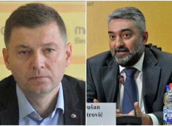 Zelenovićevi i Petrovićevi plaćenici ne mogu da prebole poraz