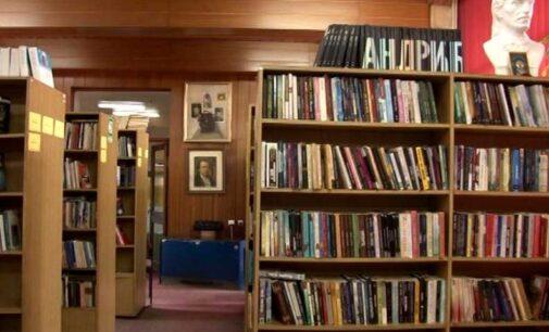 Najčitanije u novembru u Narodnoj biblioteci Brus