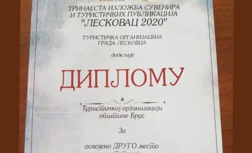 """Na Izložbi suvenira i turističkih publikacija """"Leskovac 2020"""""""