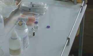 Počela vakcinacija zdravstvenih radnika Dz Brus