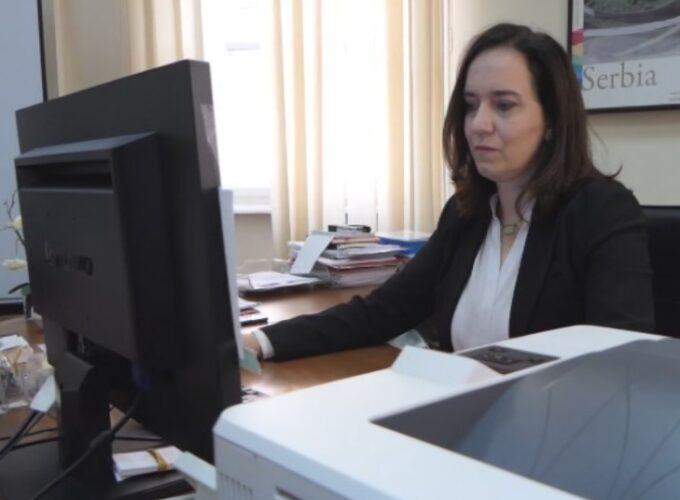 Pomoćnica ministra privrede Katarina Obradović Jovanović