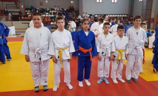Brusli džudisti uspešni na školskom prvenstvu u Nišu