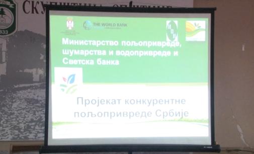 Savetodavci PSSS Kruševac u Brusu – upoznavanje o aktuelnim podsticajima Ministarstva poljoprivrede