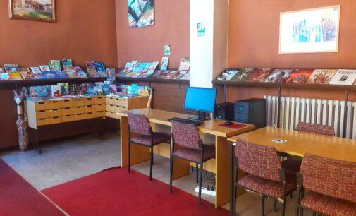 Čitaonice Narodne biblioteke Brus dostupne svakog radnog dana od 7-15 časova